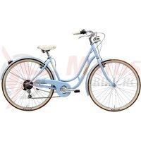 Bicicleta Adriatica Danish Lady Nexus 28' albastra