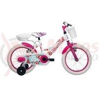 Bicicleta Adriatica Girl 16 alba
