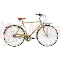 Bicicleta Adriatica Holland Man 28 1V verde olive 2018