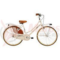 Bicicleta Adriatica Lady Week End crem 2016