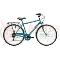 Bicicleta Adriatica Movie 6S Man petrol blue