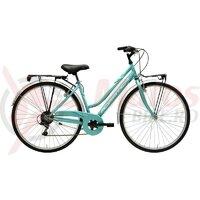 Bicicleta Adriatica Movie lady 6V 28 Verde