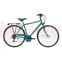 Bicicleta Adriatica Movie Man 6V 28 Petrol Blue