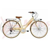 Bicicleta Adriatica Panarea Donna 28 cream 2018