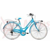 Bicicleta Adriatica Panarea Lady 28 aquamarine
