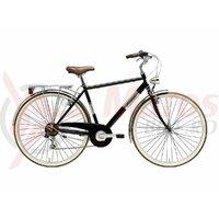 Bicicleta Adriatica Panarea Man 28' 6S neagra