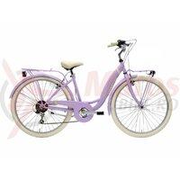 Bicicleta Adriatica Panda 26' Lady 6S lilac