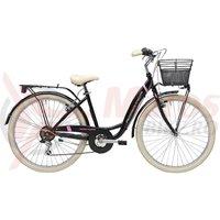 Bicicleta Adriatica Panda 26 Lady 6S neagra