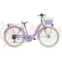 Bicicleta Adriatica Panda 26 Lady 6V Lila