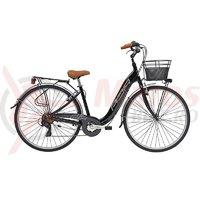 Bicicleta Adriatica Relax 26 6V neagra 2018