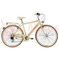 Bicicleta Adriatica Retro 28' Man 6v Panna