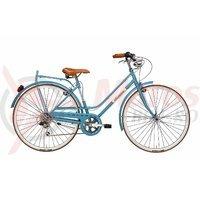 Bicicleta Adriatica Rondine Lady 28 6V albastra