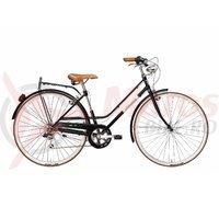 Bicicleta Adriatica Rondine Lady 28 6V neagra