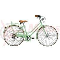 Bicicleta Adriatica Rondine Lady verde