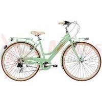 Bicicleta Adriatica Rondine verde 2016
