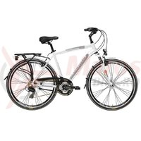 Bicicleta Adriatica Sity 2 Lady bianco/white