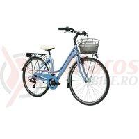 Bicicleta Adriatica Sity 3 6V Donna Albastra