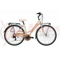 Bicicleta Adriatica Sity 3 6V Donna roz