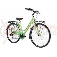 Bicicleta Adriatica Sity 3 6V Donna verde