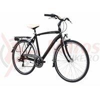 Bicicleta Adriatica Sity 3 6V Man neagra