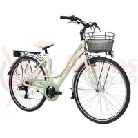 Bicicleta Adriatica Sity 3 Lady 18V H45 Light green