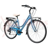 Bicicleta Adriatica Sity 3 Lady 6V H45 Light Blue