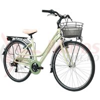Bicicleta Adriatica Sity 3 Lady 6V H45 Light green