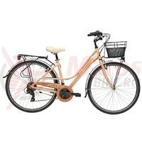 Bicicleta Adriatica Sity 3 Lady 6V H45 Pink
