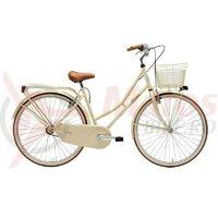 Bicicleta Adriatica Week End Lady 26 2021 1V crem
