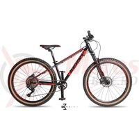 Bicicleta Beany Blaster 26'  Enduro Rosu