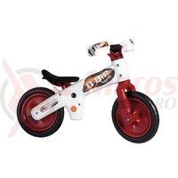 Bicicleta Bellelli B-Bip alb/rosu