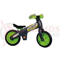 Bicicleta Bellelli B-Bip gri-verde