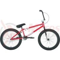 Bicicleta BMX Academy Aspire Freestyle 20' 2021 Dark Red