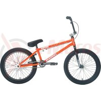 Bicicleta BMX Academy Aspire Freestyle 20' 2021 Orange Crackle