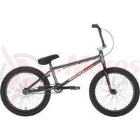Bicicleta BMX Academy Desire Freestyle 20' 2021 Gun Metal Grey