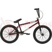 Bicicletă BMX Freestyle Colony Premise 20' 2021 - bloody black