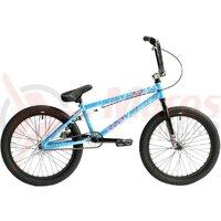 Bicicletă BMX Freestyle Division Reark 20' 2021 Crackle Blue