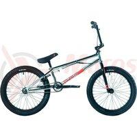 Bicicletă BMX Freestyle Tall Order Flair Park 20' chrome