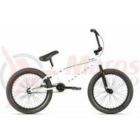 Bicicleta BMX Haro Downtown 20 2021 Alb