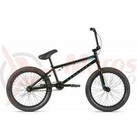 Bicicleta BMX Haro Downtown 20 Negru 2021