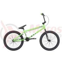 Bicicleta BMX HARO Downtown lime lucios 20.3 2018