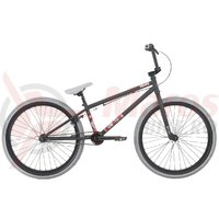 Bicicleta BMX HARO Downtown roata 24 T/T 21.7 negru mat 2018