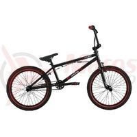 Bicicleta BMX HARO Leucadia DLX neagra 20.3 2017