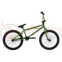 Bicicleta BMX HARO Leucadia DLX verde metalic 20.3 2017