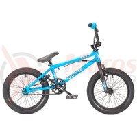 Bicicleta Bmx Radio Dice 16 x 15.75TT albastru mat 2013