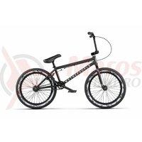 Bicicleta BMX WTP Arcade 20.5TT negru mat 20 inch 2020