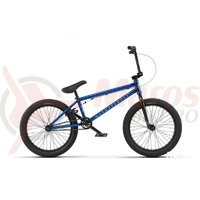 Bicicleta BMX WTP Arcade 21.00TT 20 inch albastra 2018