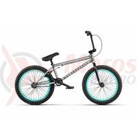 Bicicleta BMX WTP Arcade 21.0TT raw mat 20 inch 2020