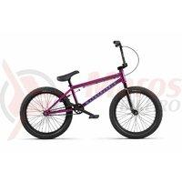 Bicicleta BMX WTP CRS 20 20.25TT mov metalic 20 inch 2020