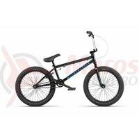 Bicicleta BMX WTP CRS 20 20.25TT negru 20 inch 2020